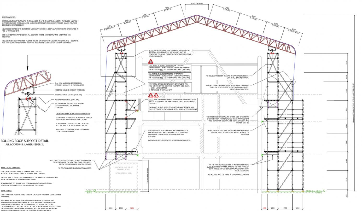 Design Calculations - 48 3 Scaffold Design | 48 3 Scaffold Design