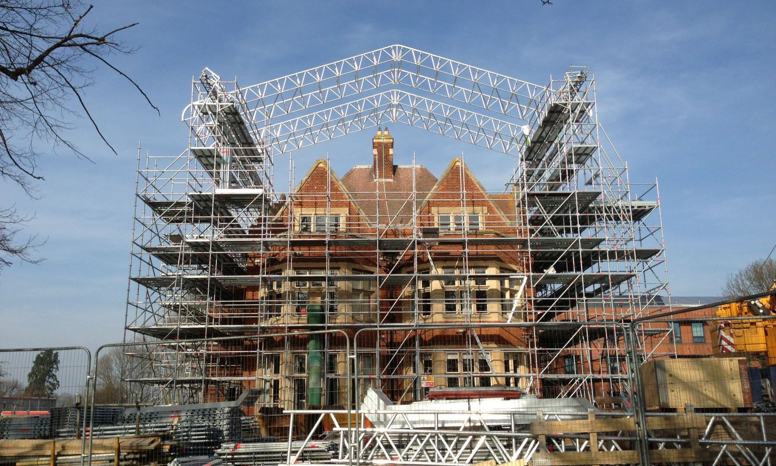 Scaffold Inspections